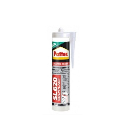 Silicona neutra Ral 7016 pattex