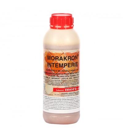 Aceite de mora morakron intemperie 1 litro
