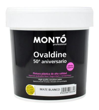 Ovaldine mate 50 aniversario
