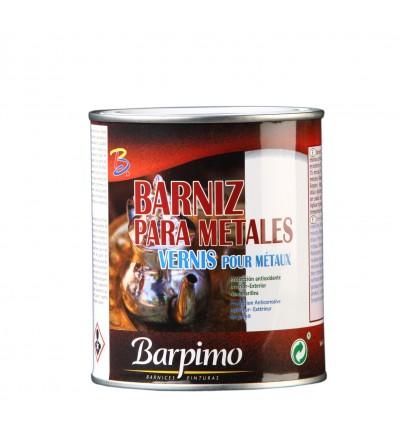 Barniz para metales brillante 750 ml