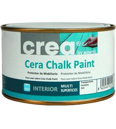 Cera transparente chalk paint 300 ml