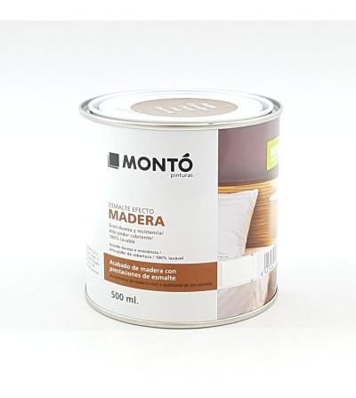 HTM pintura efecto madera 500 ml