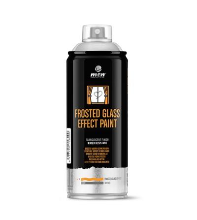Mtn pro efecto vidrio esmerilado 400 ml