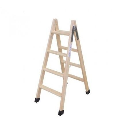 Escalera homologada madera