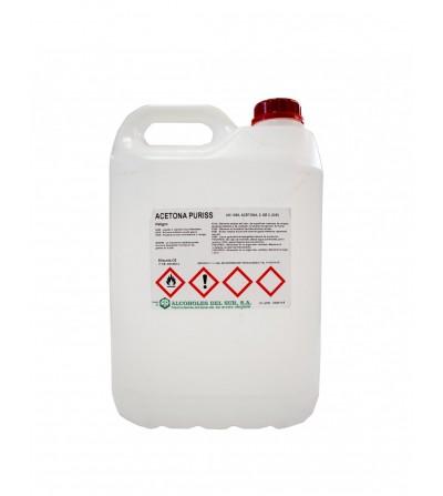 Acetona puriss 5 L