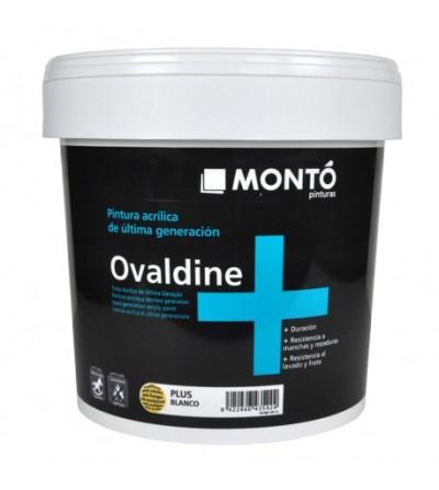Ovaldine + blanco