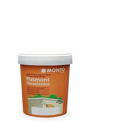 Plasmont fibra elástico