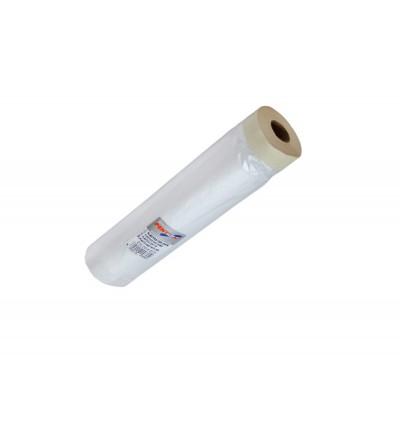 Plástico con cinta 80º 22.5m
