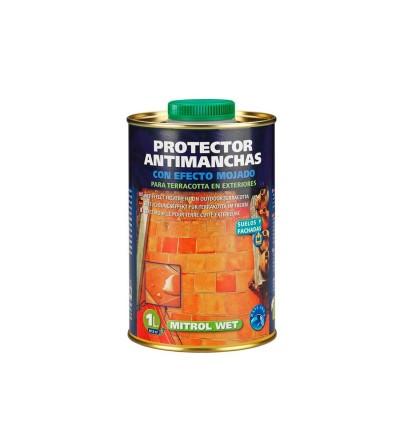 Mitrol wet protector antimanchas efecto mojado 1L