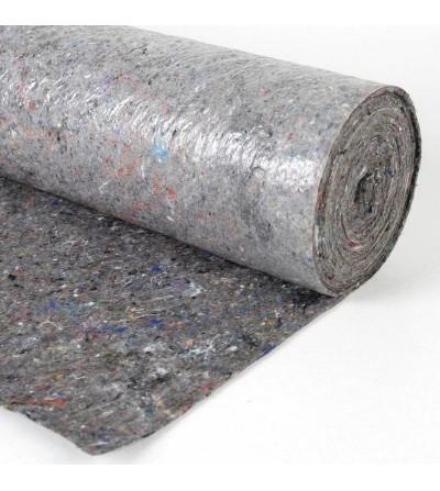Fieltro plastificado 200 gramos  1x25 m