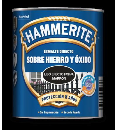 Hammerite efecto forja liso 750 ml