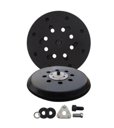Plato lijadora soporte velcro diámetro 150 mm universal