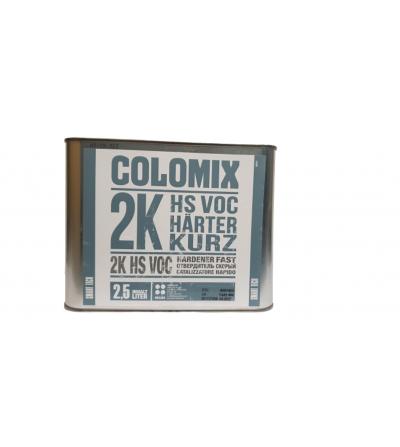Catalizador acrilico colomix 2.5 L