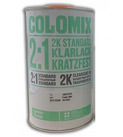 Barniz bicapa colomix 2K 1 L