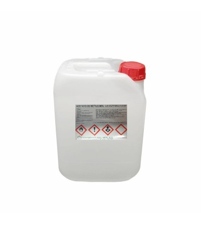 Acetato metilo 80% 25 L